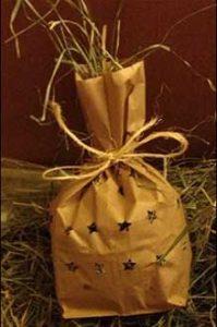 hay bag guinea pig toy