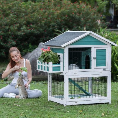 Petsfit Guinea Pig Cage For Two