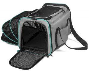 A Travel Bag For Guinea Pigs